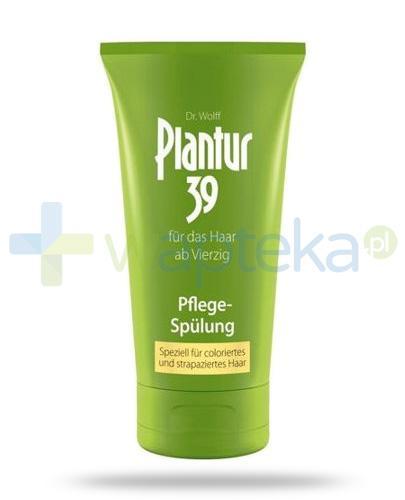 Plantur 39 odżywka pielęgnująca włosy farbowane 150 ml
