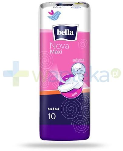 Bella Nova Maxi Air podpaski ze skrzydełkami 10 sztuk