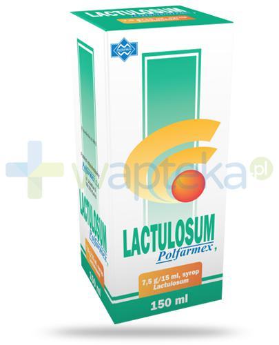 Polfarmex Lactulosum 7,5g/15ml syrop 150 ml