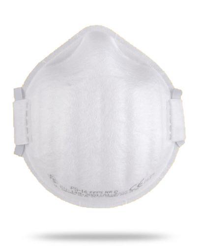 Półmaska filtrująca FS-16 FFP1 NRD VOREL 74540 1 sztuka [biała]