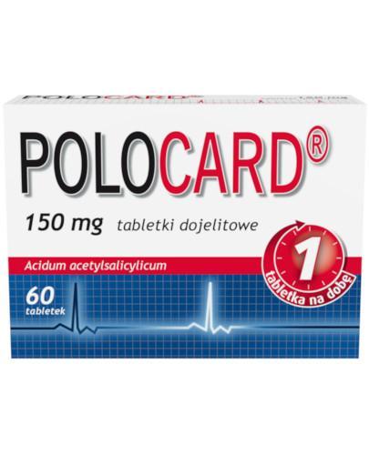 Polocard 150mg 60 tabletek