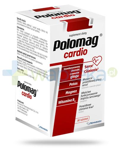 Polomag Cardio 90 tabletek