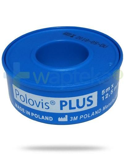 Viscoplast Polovis Plus przylepiec tkaninowy 5m x 12,5mm 1 sztuka
