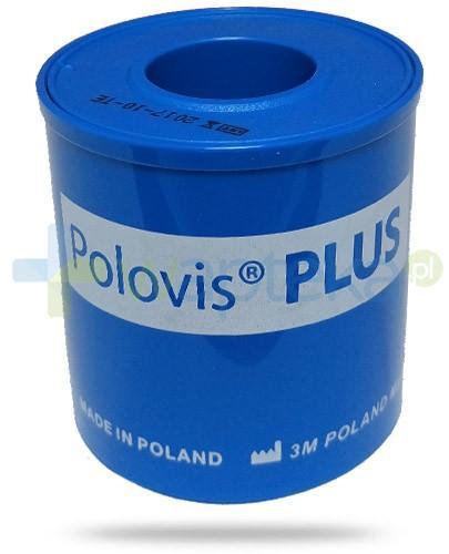 Polovis Plus przylepiec tkaninowy 5m x 50mm