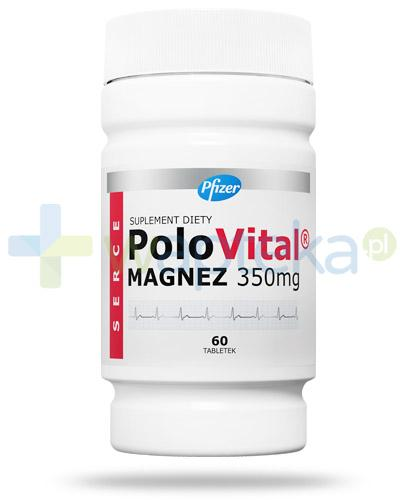 PoloVital Magnez 350mg 60 tabletek