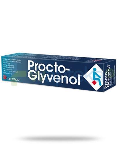 Procto-Glyvenol krem doodbytniczy 30g