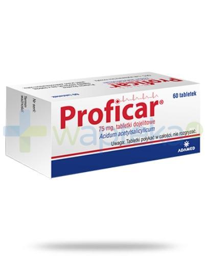 Proficar 75mg 60 tabletek