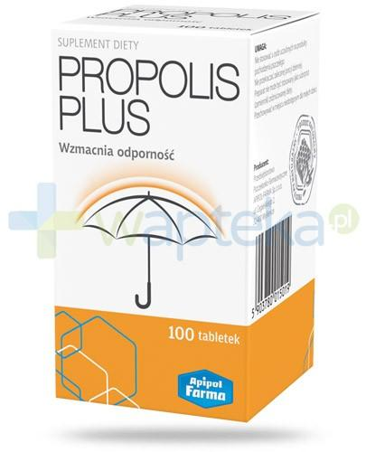 Propolis Plus wzmacnia odporność 60 tabletek