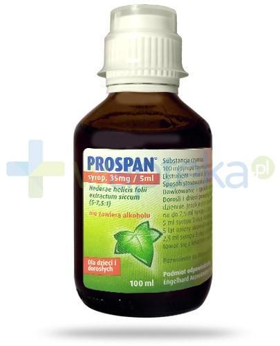 Prospan 35mg/5ml syrop 100 ml