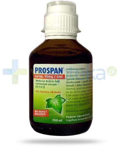 Prospan 35mg/5ml syrop 200 ml
