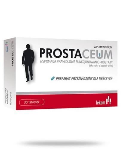 Prostaceum 30 tabletek