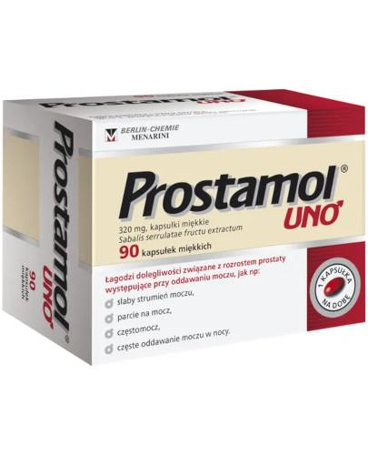 Prostamol Uno 0,32g 90 kapsułek