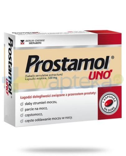 Prostamol Uno 320 mg 30 kapsułek