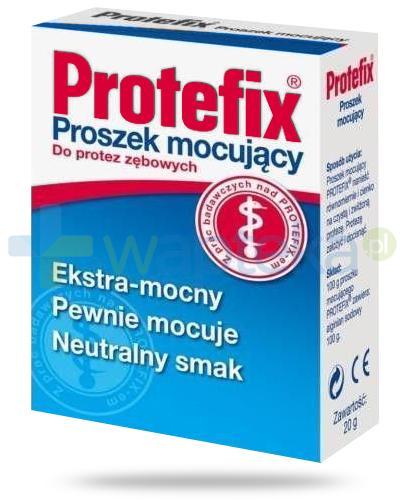 Protefix Ekstra mocny proszek mocujący 20 g