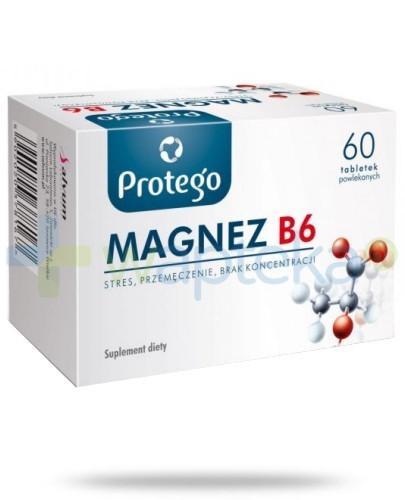 Protego Magnez B6 60 tabletek