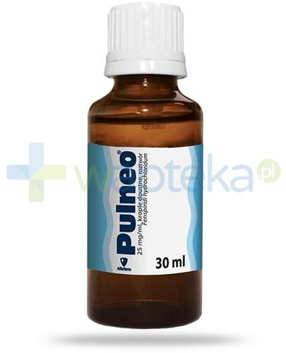 Pulneo krople doustne 30 ml