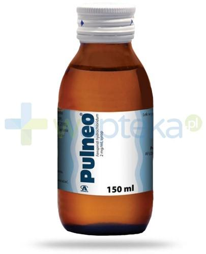 Pulneo syrop na kaszel 150 ml + Apipulmol za 1grosz!