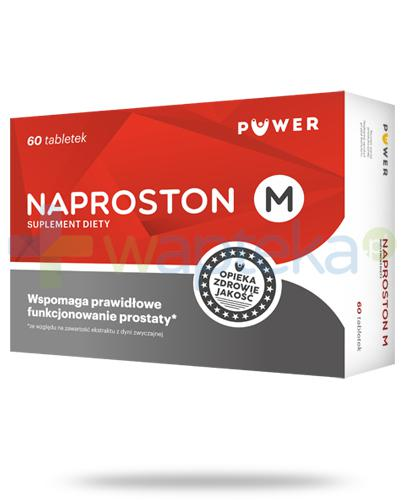 Puwer Naproston M 60 tabletek