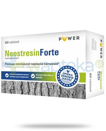 Puwer Neostresin Forte 60 tabletek