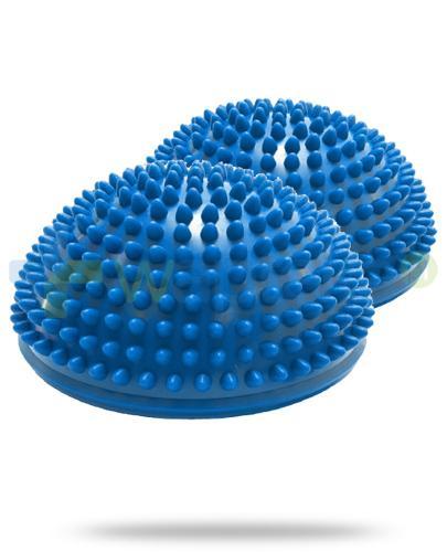 Qmed Balance Pods półkule sensoryczne do rehabilitacji stóp 2 sztuki