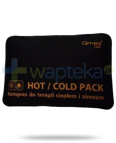 Qmed Hot Cold Pack kompres do terapii ciepłem i zimnem 15 x 10 cm 1 sztuka