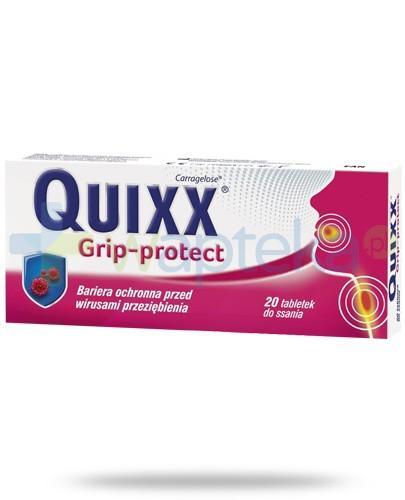 Quixx Grip Protect 20 tabletek
