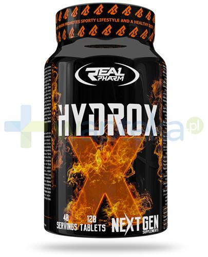 Real Pharm Hydrox 120 tabletek