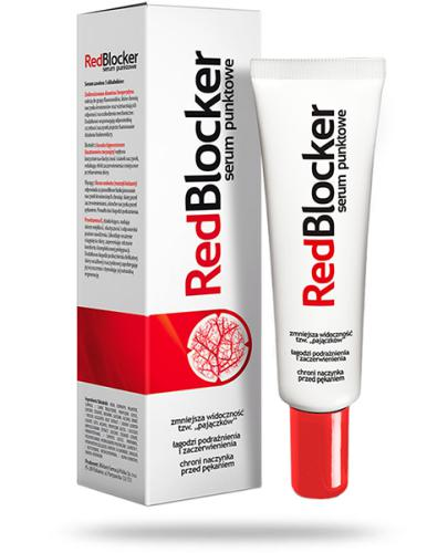 RedBlocker serum punktowe do skóry naczynkowej 30 ml