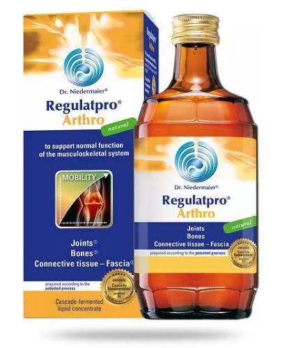 RegulatPro Arthro koncentrat naturalny, płyn 350 ml