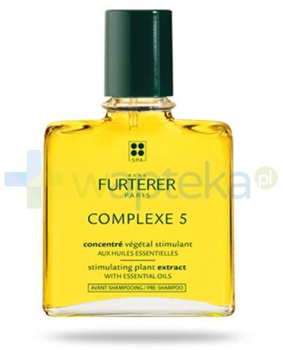 Rene Furterer Complexe 5 koncentrat odżywczo regenerujący do skóry głowy 50 ml