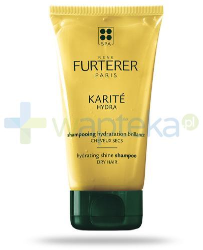 Rene Furterer Karite Hydra szampon nawilżająco-nabłyszczający 150 ml