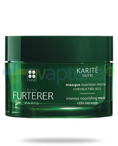 Rene Furterer Karite Nutri maska intensywnie odżywiająca 200 ml