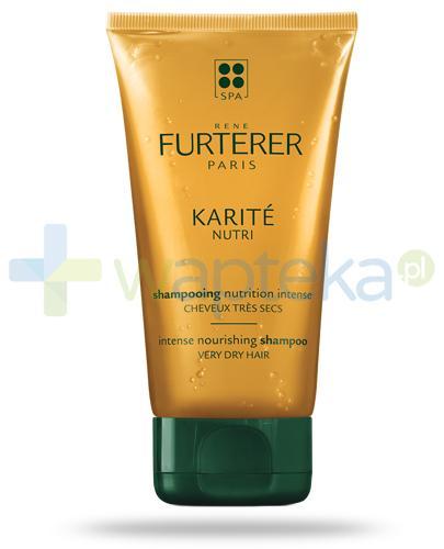 Rene Furterer Karite Nutri szampon intensywnie odżywiający 150 ml