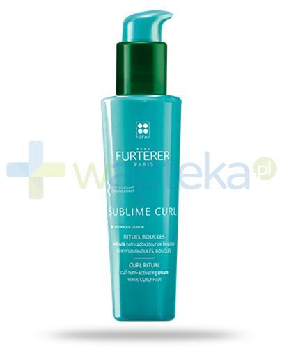 Rene Furterer Sublime Curl odżywka regenerująca włosy falowane i kręcone 100 ml