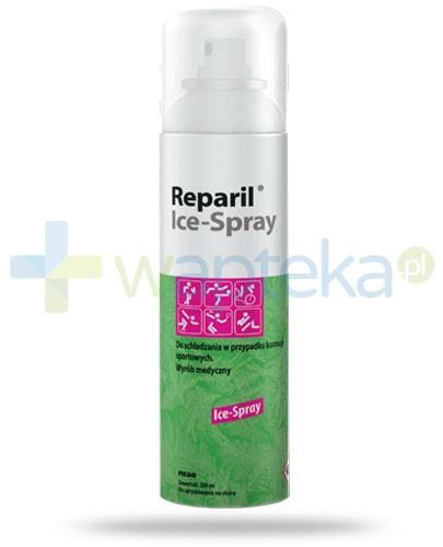 Reparil Ice Spray roztwór do schładzania w przypadku urazów 200 ml