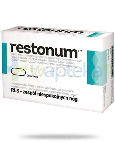 Restonum 30 tabletek