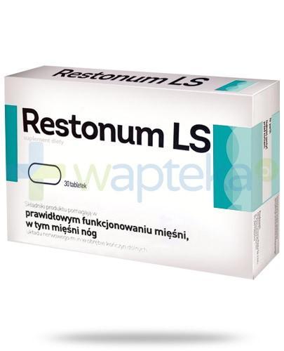 Restonum LS 30 tabletek