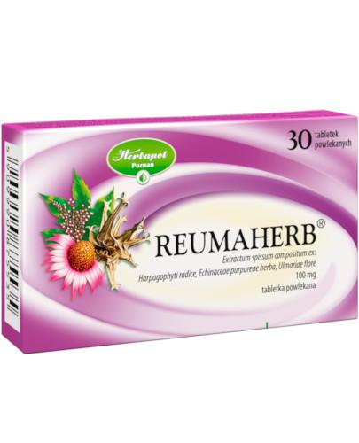 Reumaherb 30 tabletek