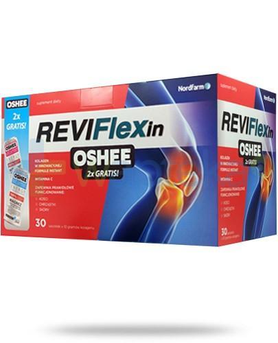 ReviFlexin kolagen w formule instant 30x 10 g + Oshee napój energetyczny 2x 250 ml