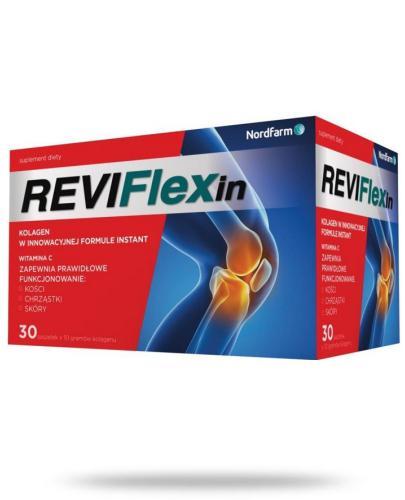 ReviFlexin kolagen w formule instant 30x 10 g