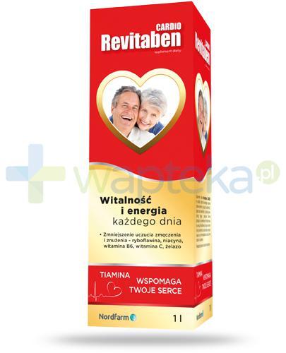 Revitaben Cardio płyn 1000 ml