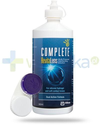 RevitaLens Complete wielofunkcyjny płyn do soczewek 360 ml