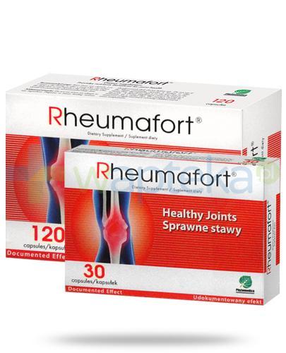 Rheumafort 120 kapsułek + 30 kapsułek [ZESTAW]