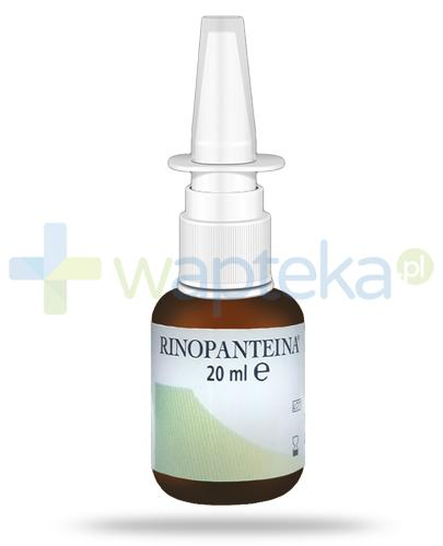 Rinopanteina aerozol do nosa 20 ml