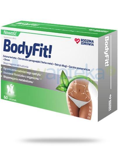 Rodzina Zdrowia BodyFit wspomaga odchudzanie 60 tabletek