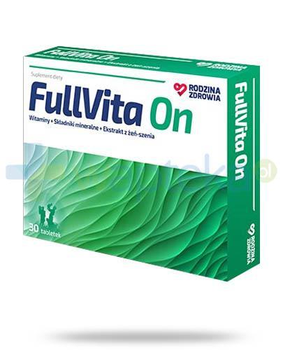 Rodzina Zdrowia FullVita On 30 tabletek