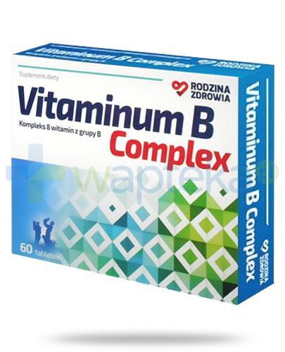 Rodzina Zdrowia Vitaminum B Complex 60 tabletek