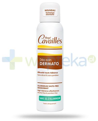 Roge Cavailles Dermato dezodorant bez soli aluminium spray 150 ml