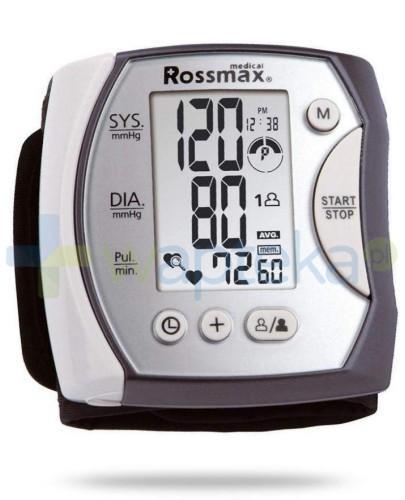Rossmax V701 ciśnieniomierz automatyczny nadgarstkowy 1 sztuka