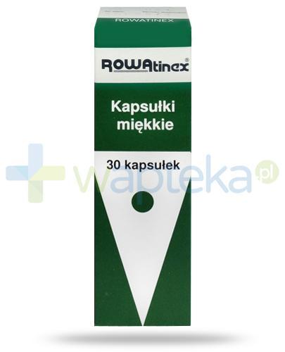Rowatinex 30 kapsułek
